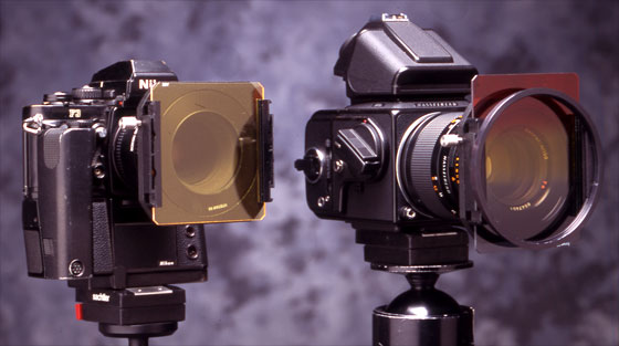 Solid filter holders to match top quality hitech filters